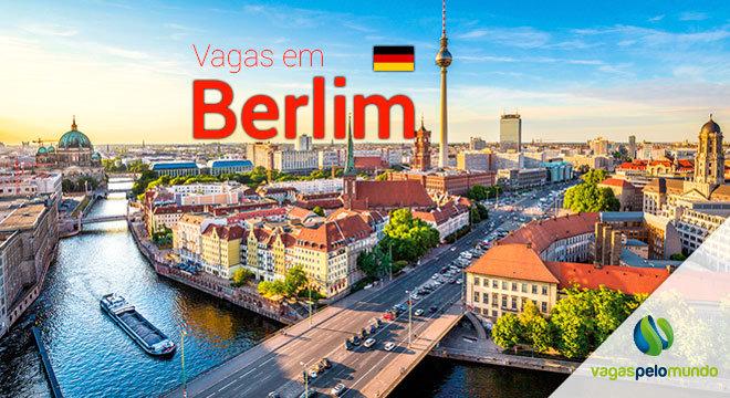 Vagas em Berlim, capital da Alemanha tem mais de 147 mil vagas abertas
