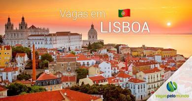 Vagas em Lisboa