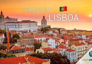 Vagas em Lisboa, veja as empresas que estão recrutando em Portugal