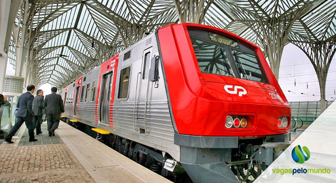 Comboios Portugal