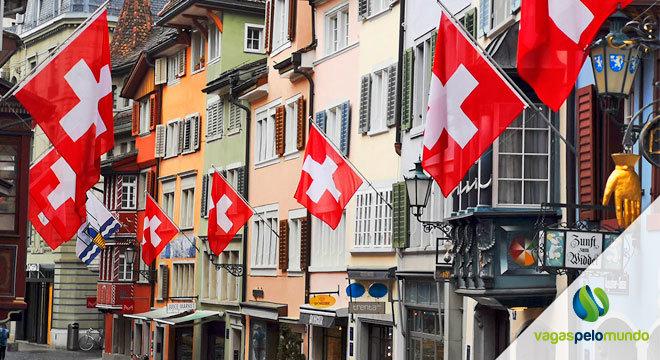 Emprego na Suíça