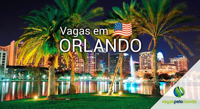Vagas em Orlando