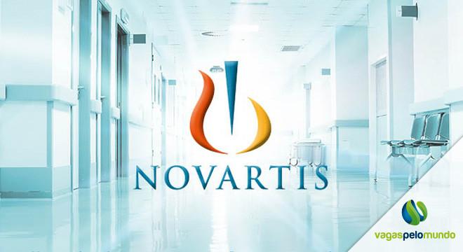 Vagas na Novartis