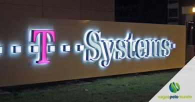 Vagas na T-Systems