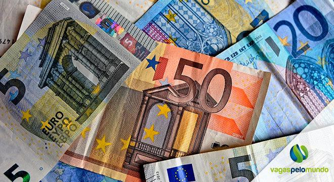 salario minimo em Portugal