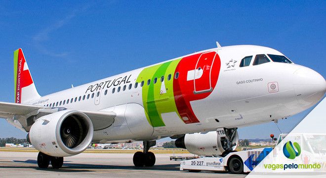 Vagas na TAP Portugal