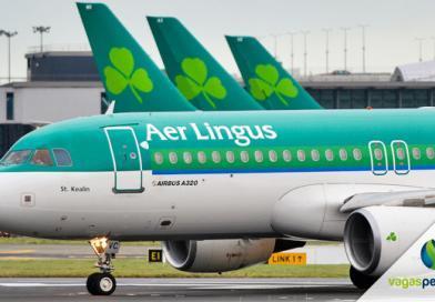 Vagas em Dublin: Aer Lingus e Ryanair estão recrutando na Irlanda