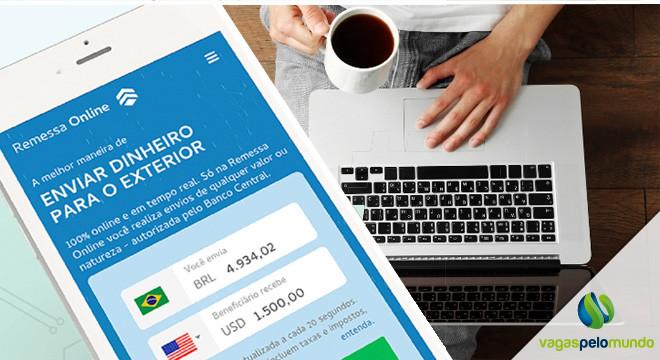 Remessa Online seguro