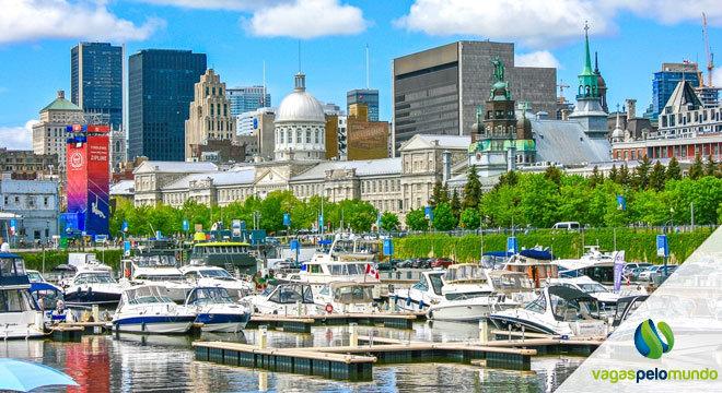 Trabalhar em Montreal