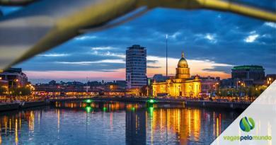 Vagas Irlanda