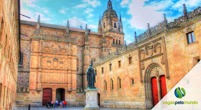 Bolsas de estudo na Espanha