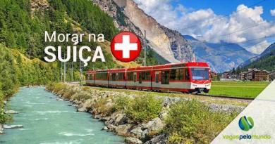 Morar na Suíça: as melhores cidades e opções de visto