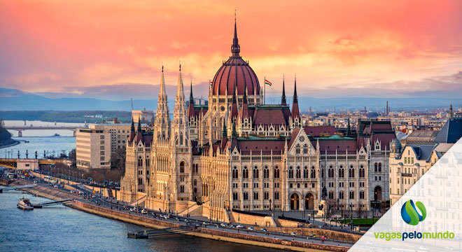 Vagas em Budapeste