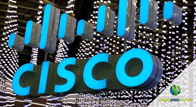 Vagas na Cisco
