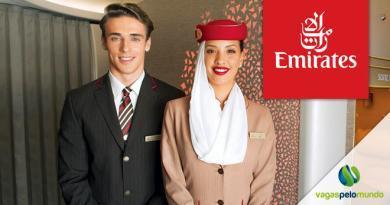 Vagas na Emirates Portugal