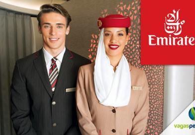 Emirates volta a recrutar em Portugal com salário de 2,3 mil euros