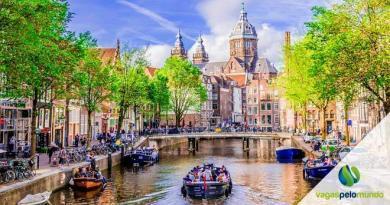 Vagas na Holanda