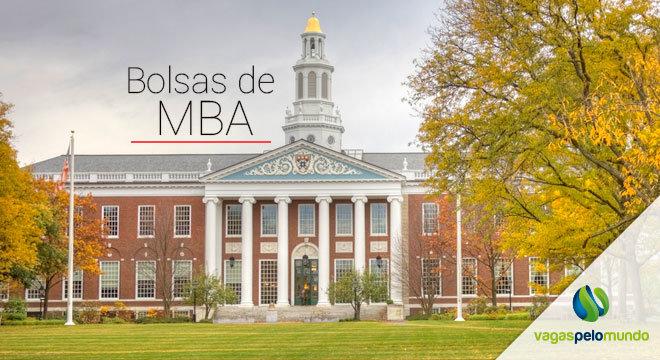 Bolsas de estudo MBA