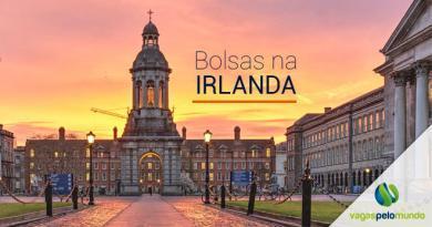 Bolsas de Mestrado na Irlanda