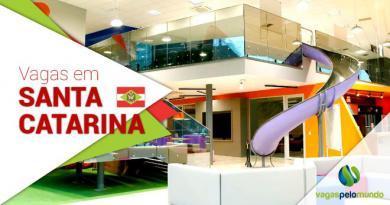 Vagas em Santa Catarina para profissionais de Tecnologia da Informação