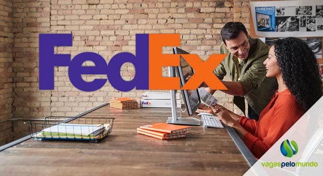 Vagas na FedEx