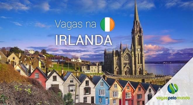 Vagas na Irlanda