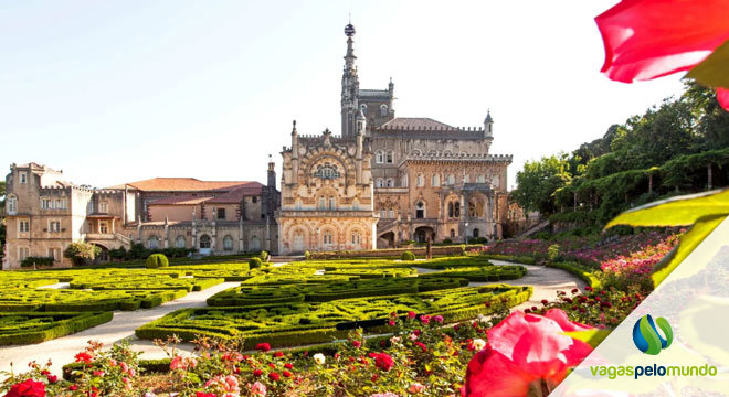 Palacio Portugal lua de mel