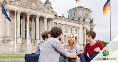 Bolsas de estudo na Alemanha de € 850,00 mensais e passagens aéreas