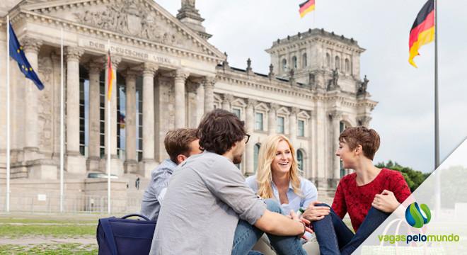 Bolsas de estudo na Alemanha