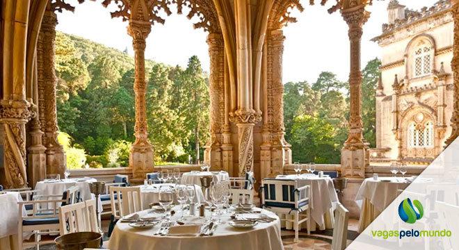 Castelos e palácios para se hospedar em Portugal