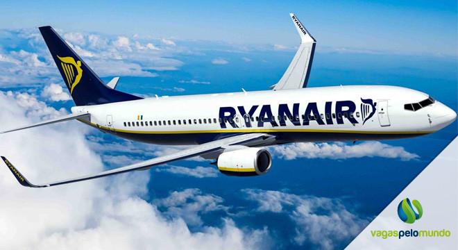 Viagens baratas na Europa: Ryanair vai retomar voos a partir de 1 de julho