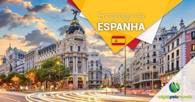 Sites de emprego na Espanha