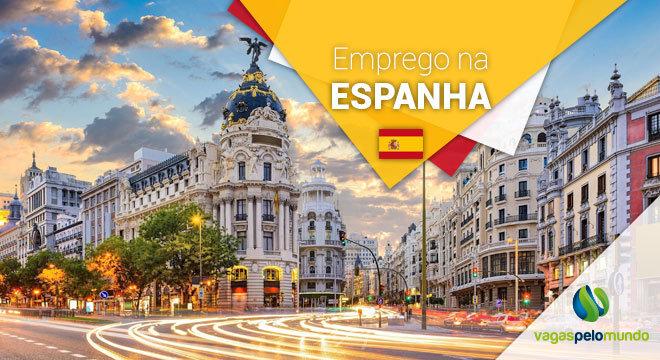 Sites de emprego Espanha