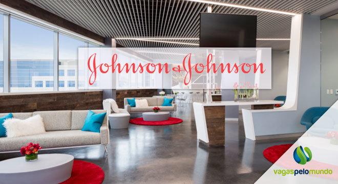 Johnson & Johnson volta a contratar e tem 1.202 vagas de emprego