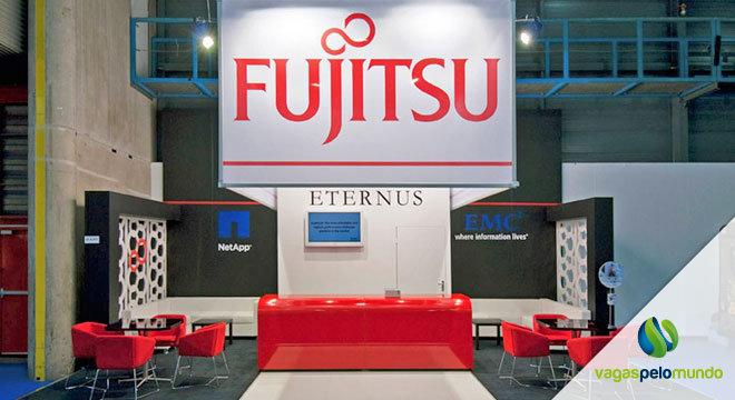 Vagas na Fujitsu