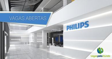 Vagas na Philips