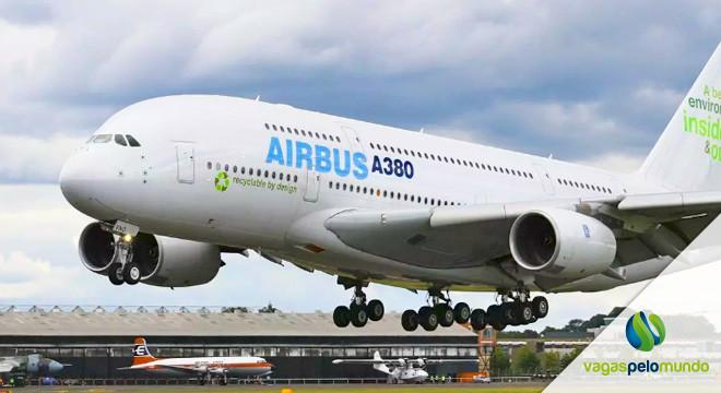 Vagas Airbus