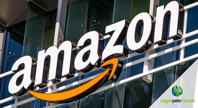 Vagas Amazon Brasil