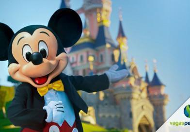 Vagas na Disney, são 533 oportunidades de emprego