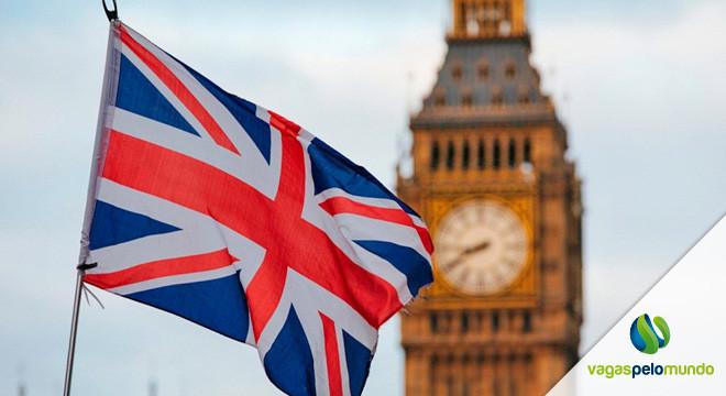 Economia Reino Unido coronavírus