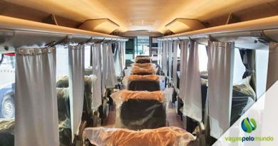 ônibus covid