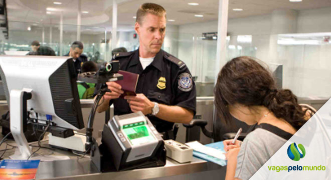 Descubra quais países que entram nos EUA sem visto.