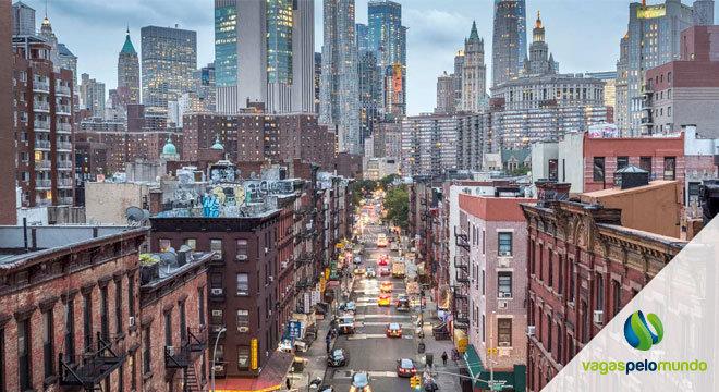Pandemia baixam preços dos imóveis em Nova York