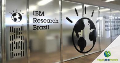 vagas na IBM no Brasil