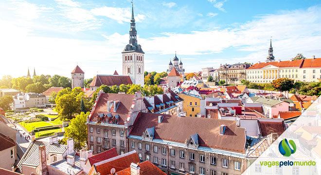 Visto nômade digital Estônia
