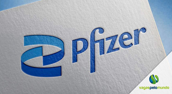 farmaceutica Pfizer está contratando