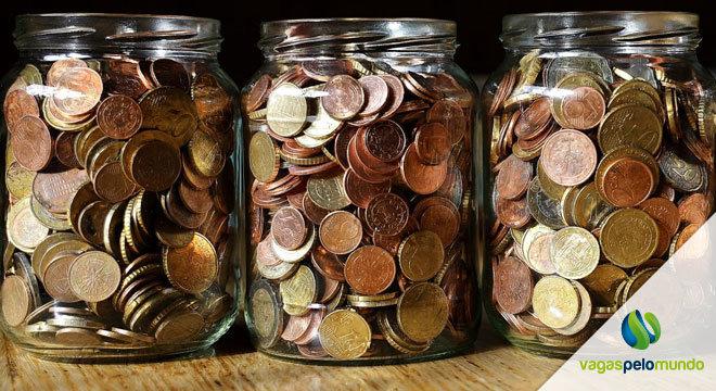 Fim das moedas e um e dois cêntimos