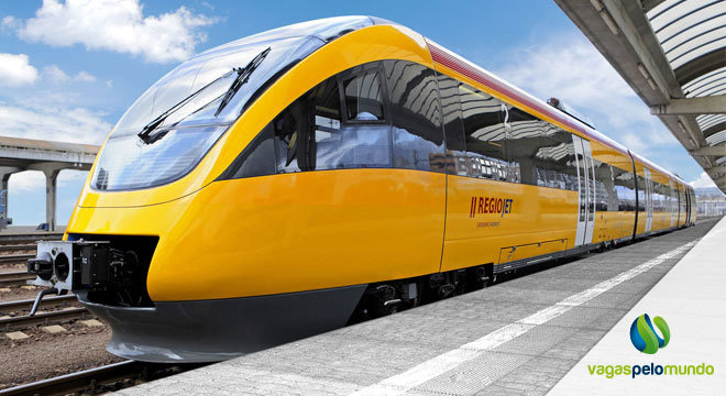Trem low cost Europa