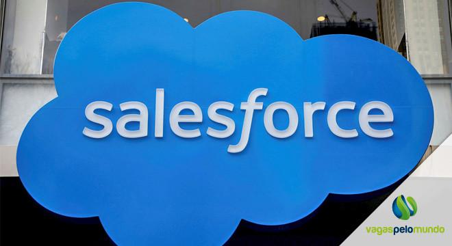 Vagas na Salesforce