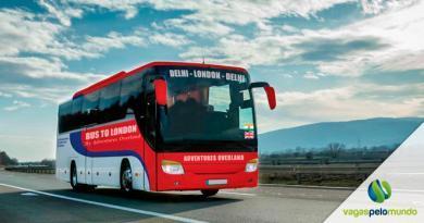 Viagem de ônibus mais longa do mundo